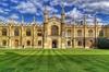Interactive Walking Tour of Cambridge University