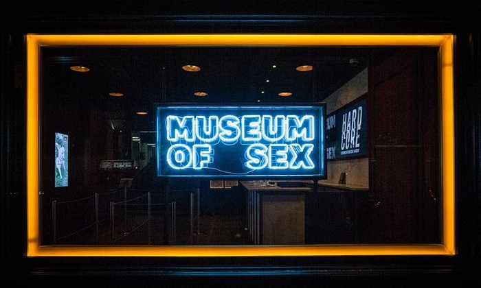 How to get free admission to the museum of sex