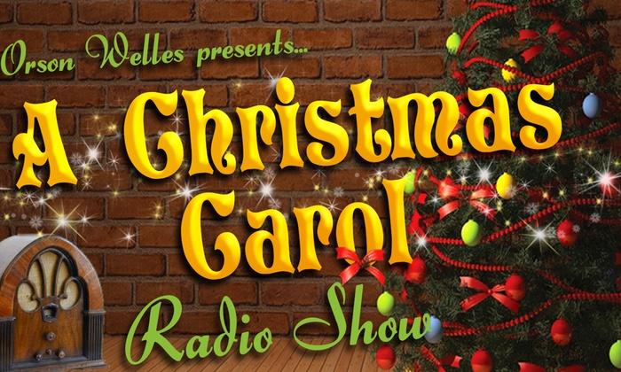 Lamplighters Theatre - La Mesa: A Christmas Carol Radio Show at Lamplighters Theatre