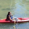 Single Person Kayak Day Trip On The Blue River In Indiana