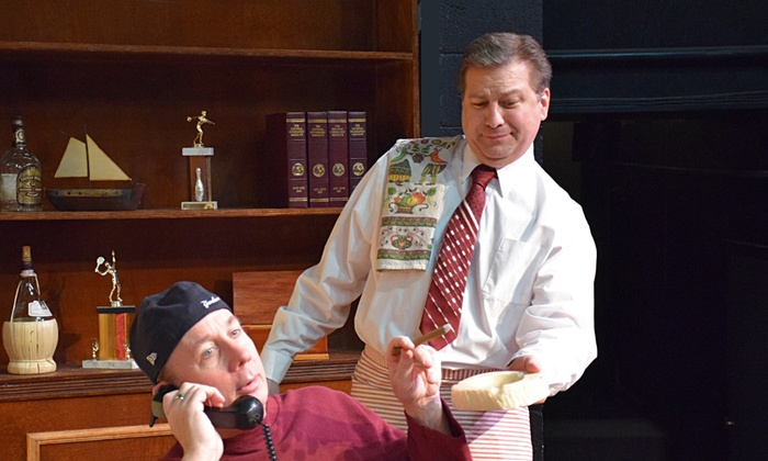 Avon Players Theatre - Stoney Creek: Neil Simon's The Odd Couple at Avon Players Theatre