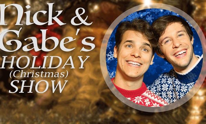 UP Comedy Club - North Side: Nick & Gabe's Holiday (Christmas) Show at UP Comedy Club