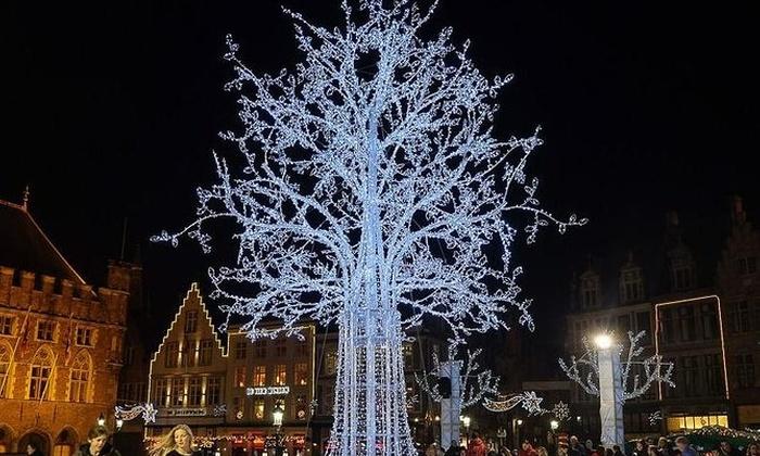 Bruges Christmas.Visit Bruges Christmas Market