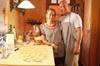 Lezione privata di cucina italiana con Riccardo a pranzo