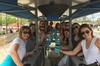 Private Party Bike For Up To 15 People In Downtown Dallas