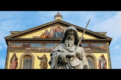 Tour a piedi della basilica dei Santi Pietro e Paolo