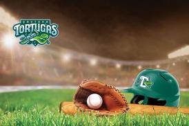 $16 For 4 General Admission Tickets (Reg. $32) at Daytona Tortugas Baseball, plus 6.0% Cash Back from Ebates.