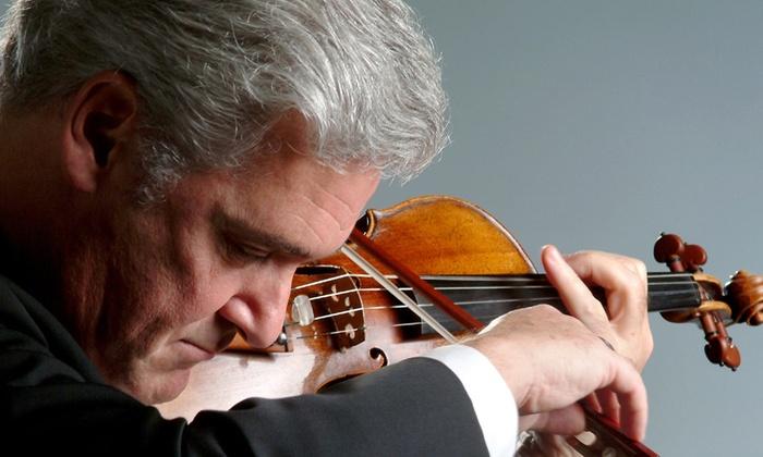 Davies Symphony Hall - Davies Symphony Hall : Royal Philharmonic Orchestra With Pinchas Zukerman at Davies Symphony Hall