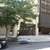 Parking at 1 Thomas Circle NW. Garage
