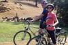 Recorrido rural en bicicleta en Sevilla