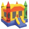 $75 For 1-Day Rental Of Crayon Or Castle Bouncer (Reg. $150)