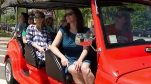 Washington D.C. Unveiled Electric Roadster Tour at L'Enfant Plaza, plus 6.0% Cash Back from Ebates.
