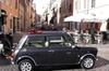 Tour breve di 1 ora della Roma antica su mini cabriolet d'epoca, co...