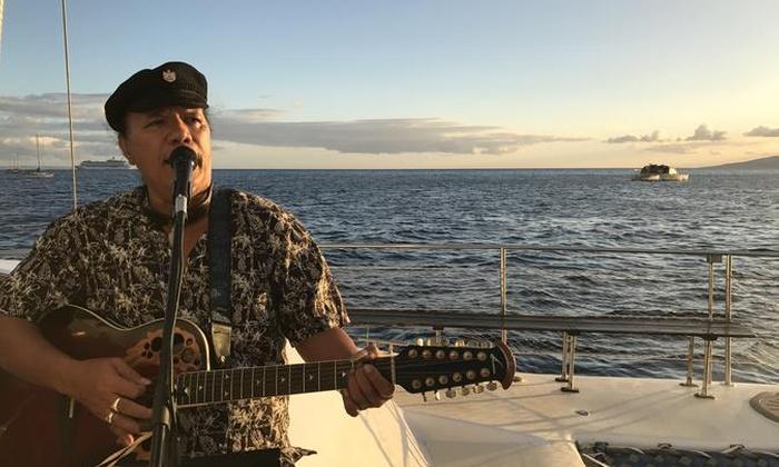 Sea Maui - Lahaina: Sunset LIVE