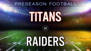 Oakland Coliseum: Tennessee Titans vs. Oakland Raiders