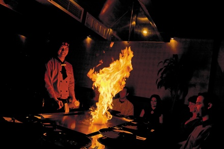 $15 For $30 Worth Of Sushi & Hibachi Dinner Dining