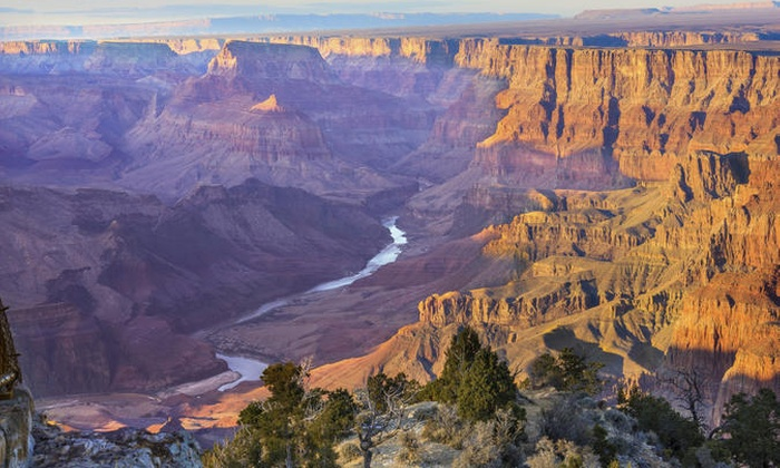 Grand Canyon West Rim Air and Land Tour from Salt Lake City
