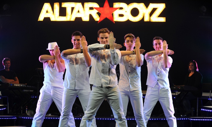 CLO Cabaret - Downtown Pittsburgh: Altar Boyz at CLO Cabaret