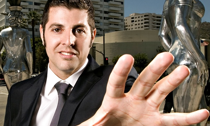 Stand-Up Scottsdale - Downtown,Las Villas: Comedian Sam Tripoli at Stand-Up Scottsdale