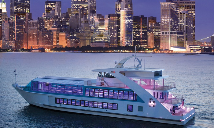 Hornblower Yachts New York Pier 40 In New York Ny Groupon