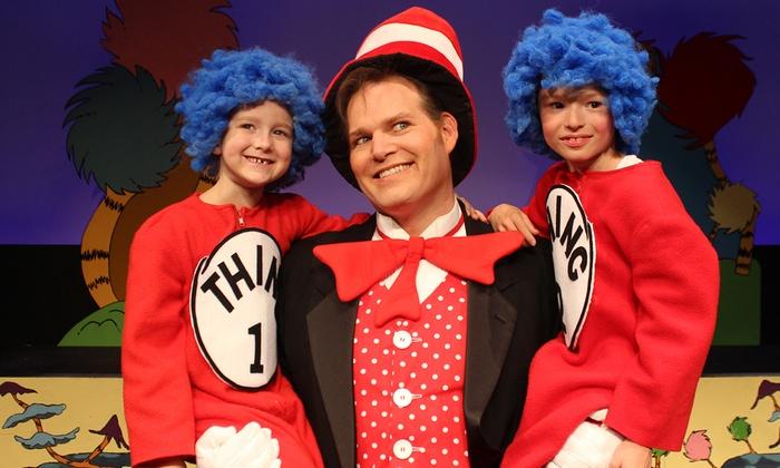 Davis Musical Theatre Company - East Davis: Seussical the Musical at Davis Musical Theatre Company
