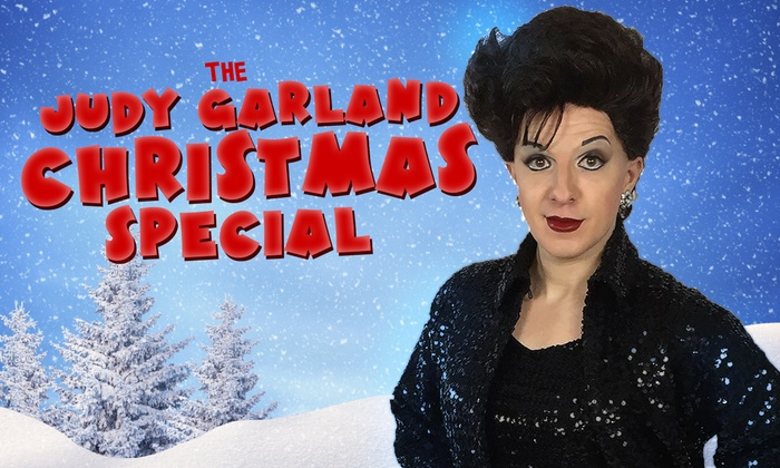 Club Cafe - Club Café: The Judy Garland Show: The Christmas Special Starring Peter Mac at Club Cafe