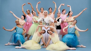 Carpenter Performing Arts Center, CSULB: Les Ballets Trockadero de Monte Carlo at Carpenter Performing Arts Center, CSULB