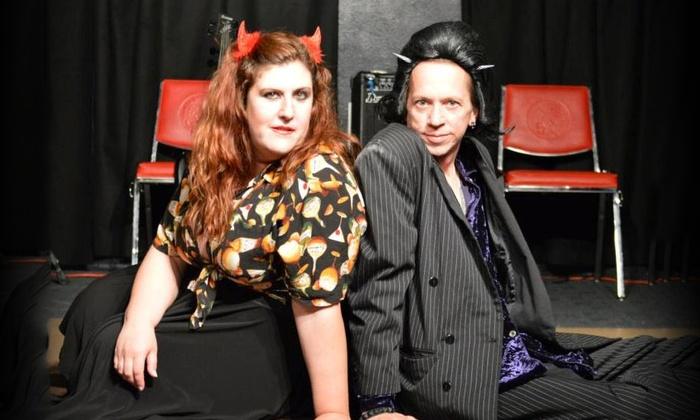 Dangerous Theatre - Valverde,Southwest Denver: Hell Toupee Cabaret at Dangerous Theatre