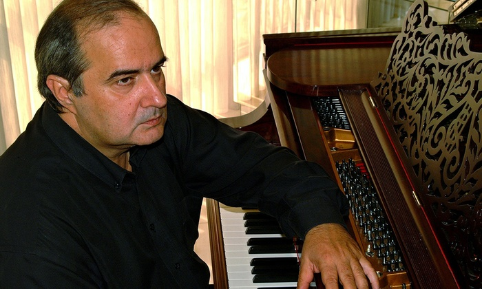Aventura Arts & Cultural Center - Thunder Alley: Virtuoso Pianist Jorge Luis Prats (Cuba) at Aventura Arts & Cultural Center
