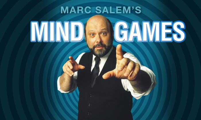 Broward Center for the Performing Arts - Abdo New River Room - Sailboat Bend: Marc Salem's Mind Games at Broward Center for the Performing Arts - Abdo New River Room