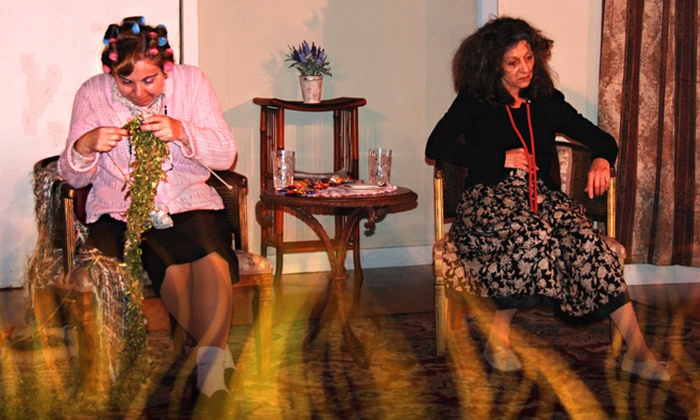 Macha Theatre - West Hollywood: Lombrices at Macha Theatre