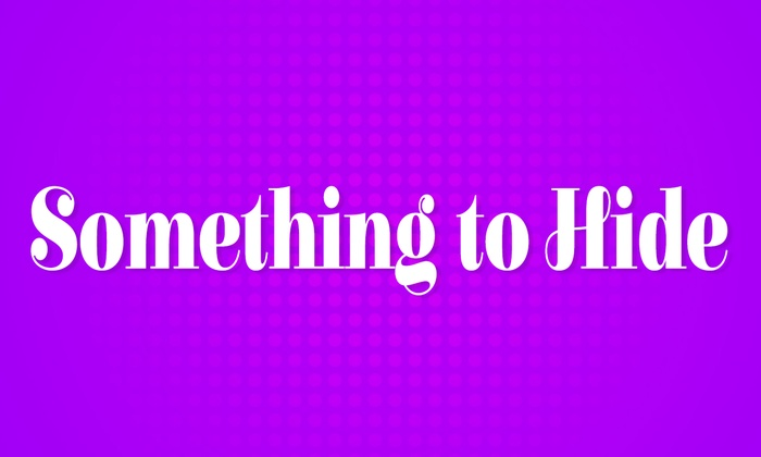 Purple Box Theater - Friendswood: Something to Hide at Purple Box Theater
