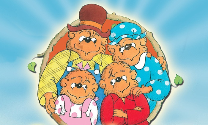 Tribeca Performing Arts Center - Tribeca: The Berenstain Bears LIVE! in Family Matters, the Musical at Tribeca Performing Arts Center