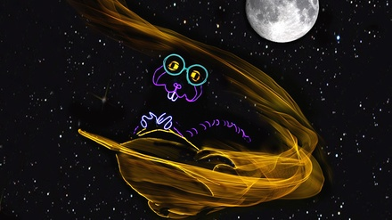 Moon Mouse, A Space Odyssey at Peter Jay Sharp Theater, Symphony Space