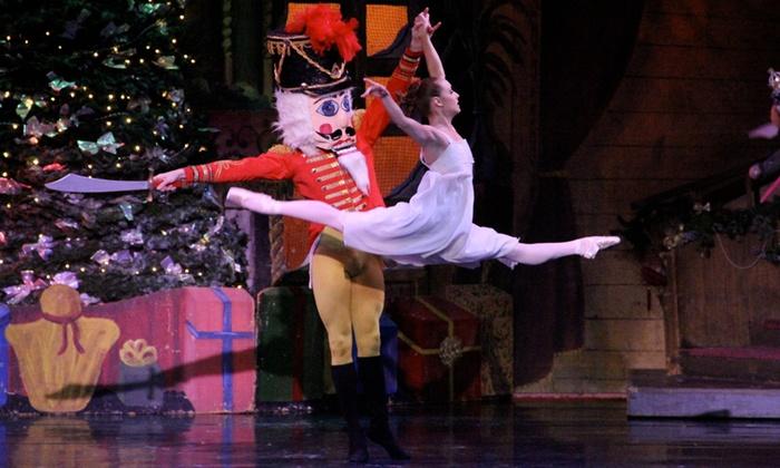 Spreckels Theatre - Balboa Theatre: City Ballet's The Nutcracker at Spreckels Theatre