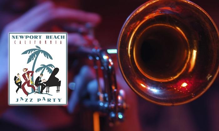 Marriott Newport Beach Hotel & Spa - Newport Beach: Newport Beach Jazz Party at Marriott Newport Beach Hotel & Spa