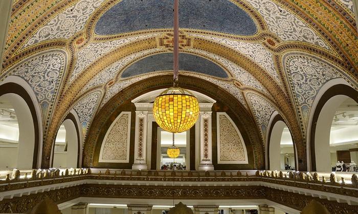 Chicago Riverwalk - The Loop: Pedway Explorers Tour