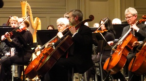 Town Hall Seattle, Great Hall: Seattle Festival Orchestra: Dvorak's Symphony No. 6 at Town Hall Seattle, Great Hall