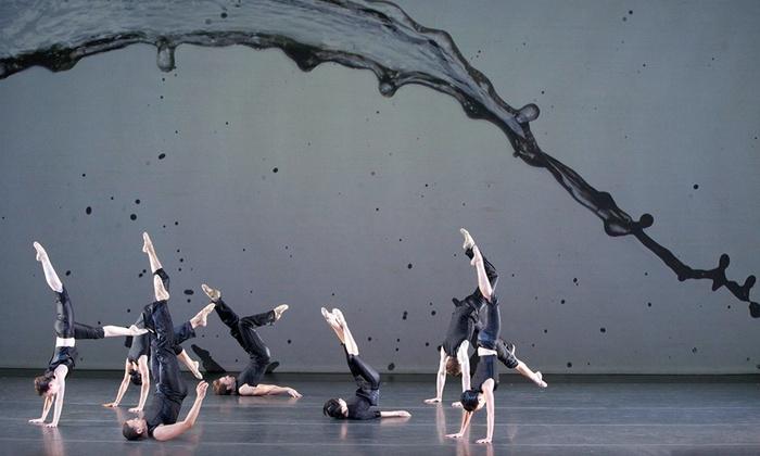 Irvine Barclay Theatre - University of California, Irvine: Jessica Lang Dance at Irvine Barclay Theatre