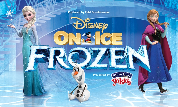Valley View Casino Center - Point Loma - Midway District: Disney On Ice presents Frozen Presented by Stonyfield YoKids Organic Yogurt at Valley View Casino Center - Point Loma