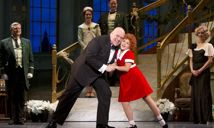 Hanover Theatre for the Performing Arts - Hanover Theatre for the Performing Arts: Annie at Hanover Theatre for the Performing Arts