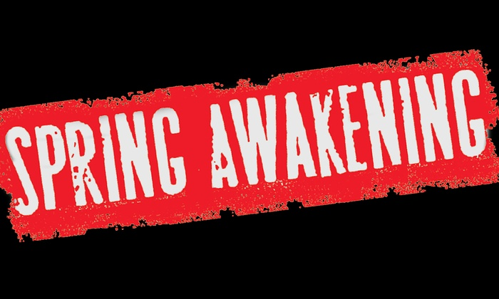 Spotlight Youth Theatre - North Mountain: Spring Awakening at Spotlight Youth Theatre