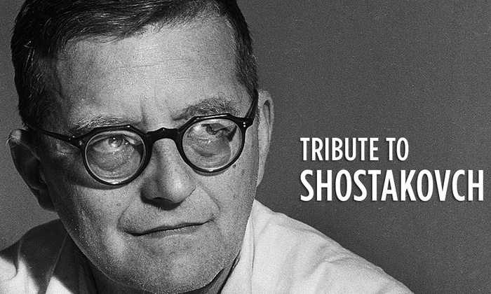 Embassy of Austria - Van Ness - Forest Hills: Tribute to Shostakovich at Embassy of Austria