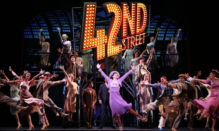 Hanover Theatre for the Performing Arts - Hanover Theatre for the Performing Arts: 42nd Street at Hanover Theatre for the Performing Arts