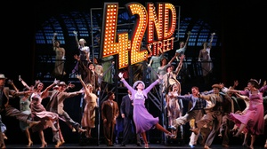 Hanover Theatre for the Performing Arts: 42nd Street at Hanover Theatre for the Performing Arts