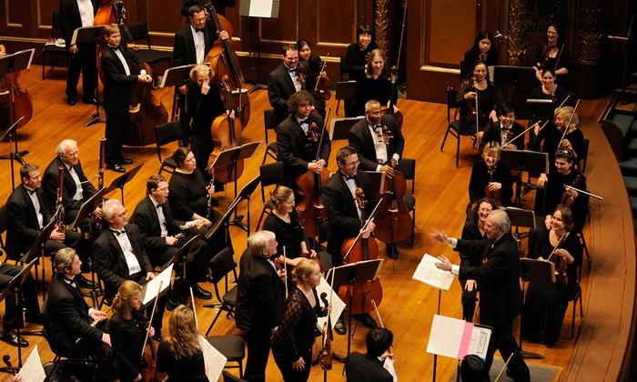 Jordan Hall at New England Conservatory - Fenway - Kenmore - Audubon Circle - Longwood: Boston Civic Symphony: From the New World at Jordan Hall at New England Conservatory