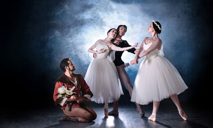 San Jose Center for the Performing Arts - Downtown San Jose: Silicon Valley Ballet 3-Show Package at San Jose Center for the Performing Arts