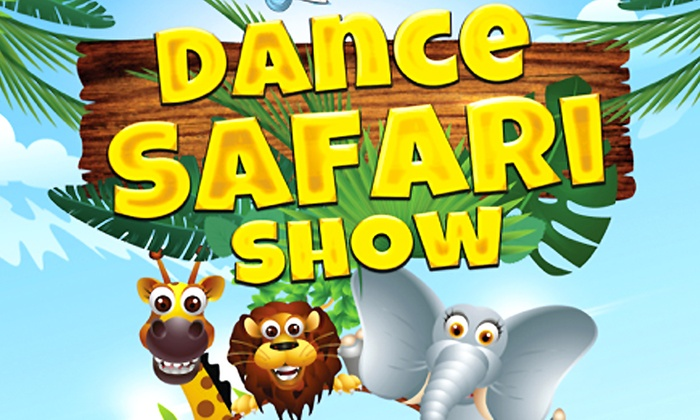 Colony Theatre - South Beach: Dance Safari at Colony Theatre