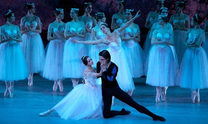 Queensborough Performing Arts Center - Queensborough Performing Arts Center: Moscow Festival Ballet: Giselle at Queensborough Performing Arts Center