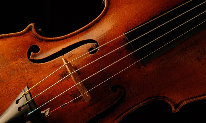 Music Center at Strathmore - North Bethesda: National Philharmonic: Bach Violin Concerto No. 2 at Music Center at Strathmore